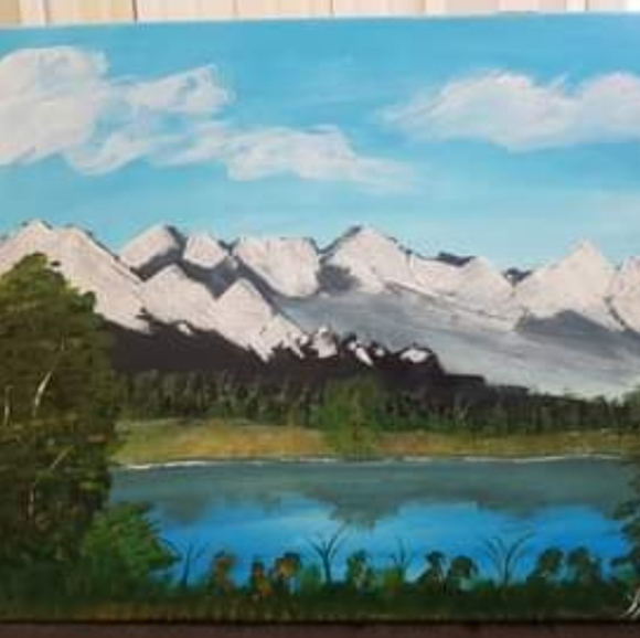 Landscape Painting 3 you choice